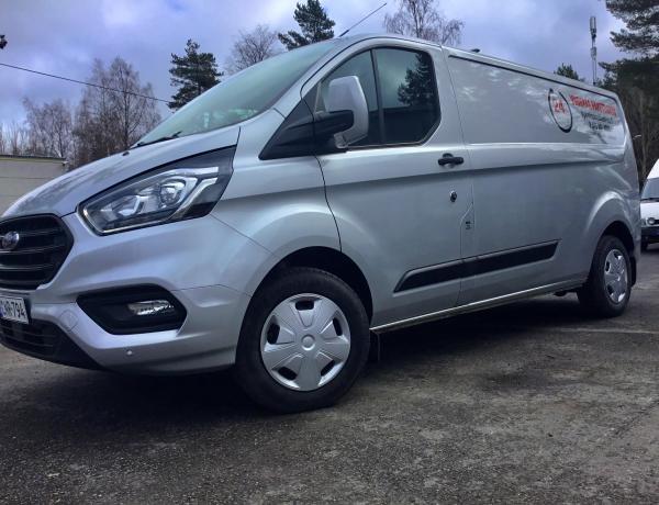 Ford Transit Custom 6m³ CNR-794